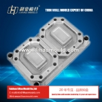 PP Thin-wall square container mould