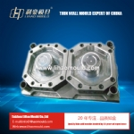 2 cavities disposable PP thin wall Mould