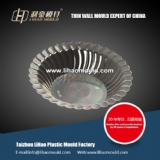 bowl thin wall mould for dishware
