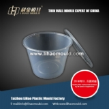 thin wall mould for dishware expert