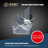 disposable thin wall mould for dishware