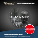 juice PS thin wall cup mould China