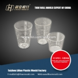top PS thin wall cup mould maker