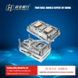 PP thin wall lunch box mould